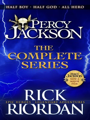cover image of Percy Jackson